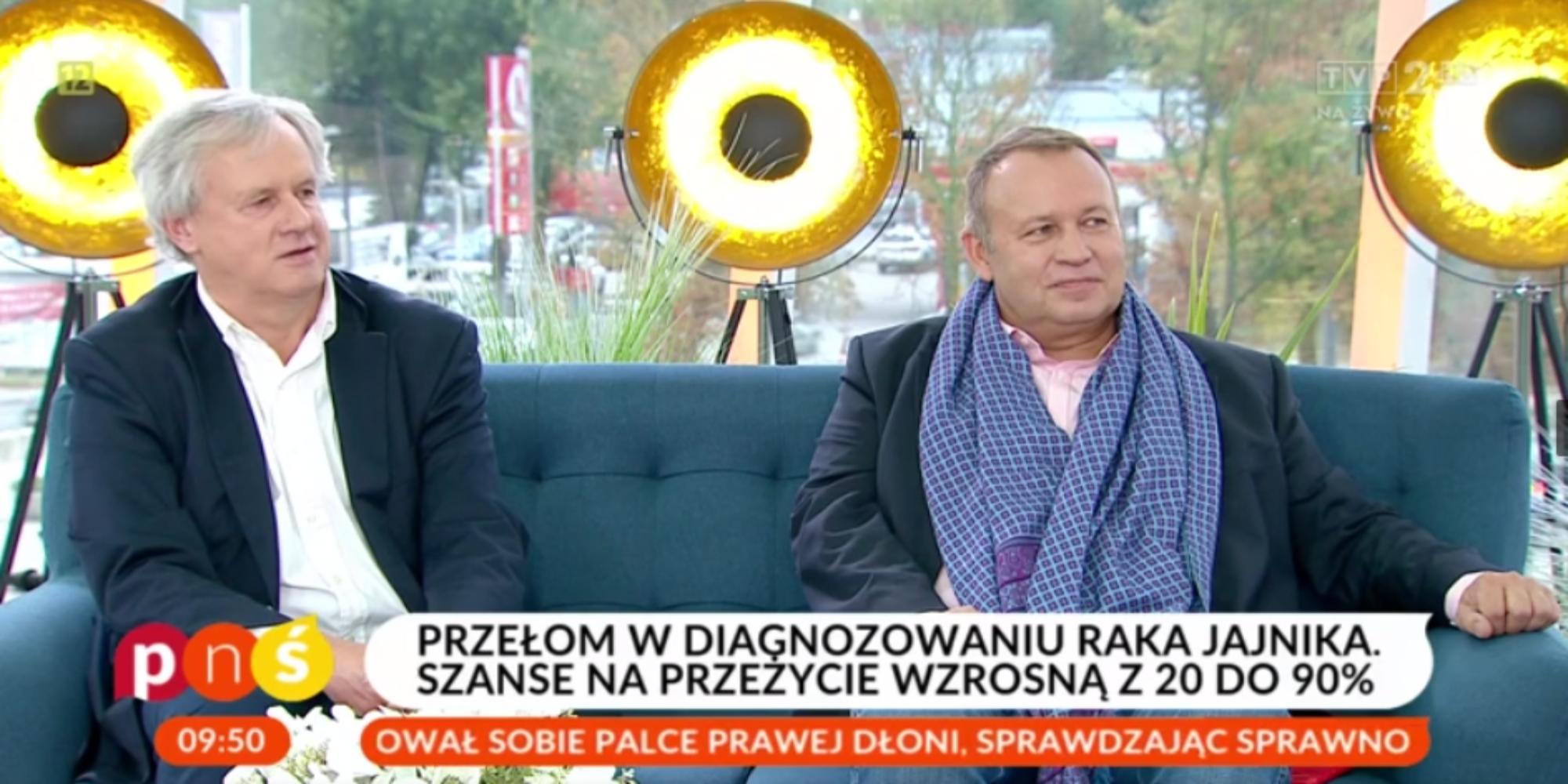 Pytanie Na Śniadanie Znany Lekarz Ginekolog Warszawa Beata Sterlińska Jacek Tulimowski